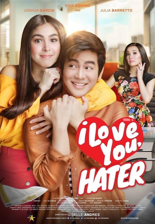 Watch I Love You, Hater free movie in sockshare | Pinoy movies, Full movies,  Full movies online free