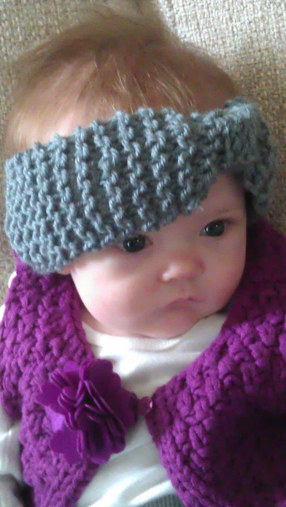 Knitting Headband For Baby : Pinterest the world s catalog of ideas