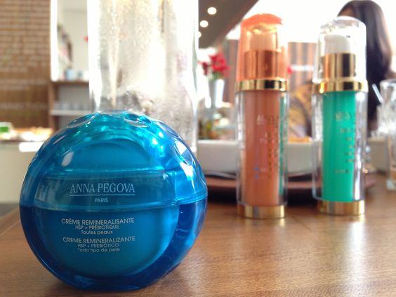 Cuidado multidefesa para a pele - Crème Reminéralisante HSP e Prebiótico de Anna Pegova