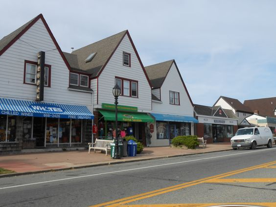 Montauk Main Street