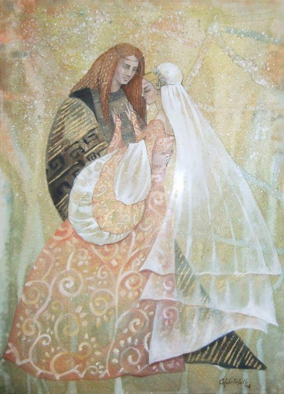 Criando Anjos e Fadas: Há muito tempo atrás...