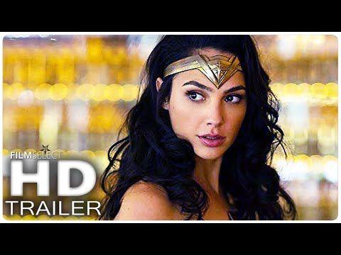 Wonder Woman 2 1984 Trailer Teaser 2020 Youtube Wonder Woman Gal Gadot Superhero Movies