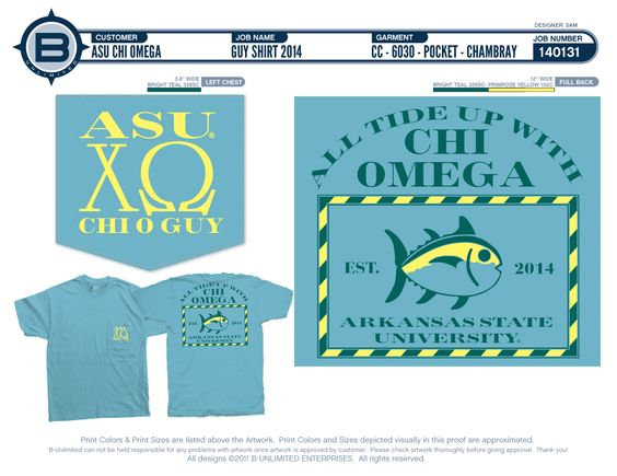 ASU Chi O Guy--all tide up with chi omega