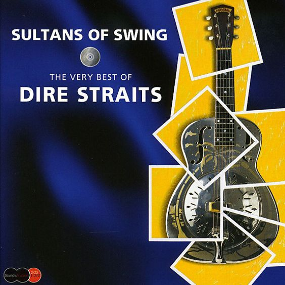 Dire Straits – Sultans of Swing (single cover art)