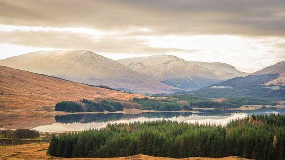 Die Schönsten Sehenswürdigkeiten in Schottland