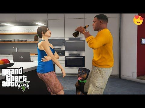 Gta 5 How To Get A Girlfriend Franklin And Ursula Youtube In 2020 Get A Girlfriend Gta 5 Gta