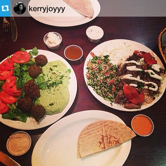 Hope to see you again soon, Kerry!  #Repost from @kerryjoyyy with @repostapp --- Eating like hummus queens