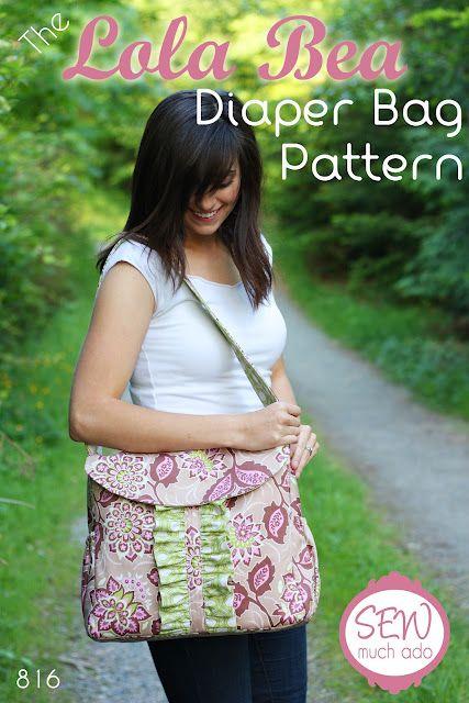 Lola Bea Diaper Bag Pattern
