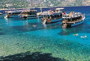 Turtle Beach, Marmaris, Turkey