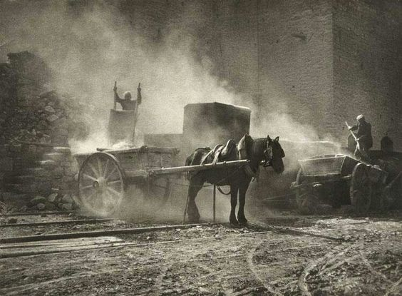 Leonard Misonne: Kilns 1942, Vintage Photography, Photography Black White, Famous Photographers, Heart Photography, Belgian Photographers