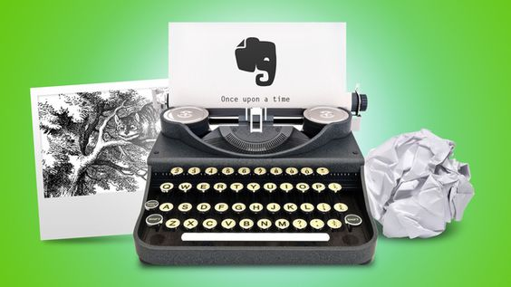 How To Use Evernote for Writing Fiction Pinned by: www.goodinklings.com