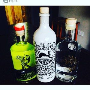 We stock local artisan gins from @forest_gin @batch_premium_gin @locksleydistilling #smallbatch #local #artisan #gin #christmasgift