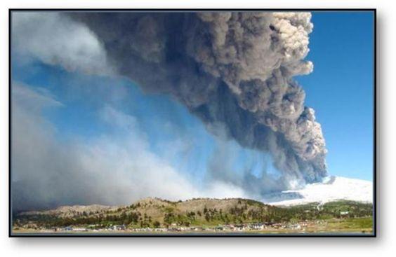 Mount Copahue Eruption Produces the Second Highest Alert Status (Orange)