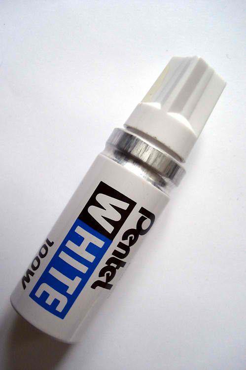 Pentel White