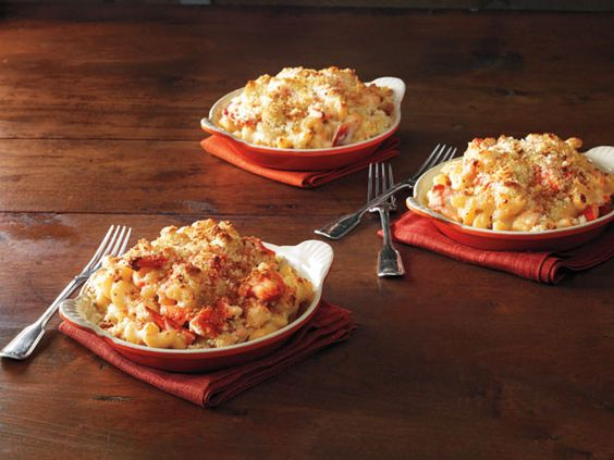 lobster mac and cheese | recipe | ina garten, lobsters and