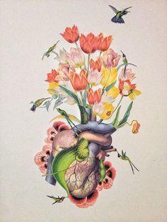 Arte E Anatomia... Traves Bedel