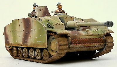 28mm ww2 #german  stug iii tank #destroyer painted to a professional #standard,  View more on the LINK: 	http://www.zeppy.io/product/gb/2/262468646086/