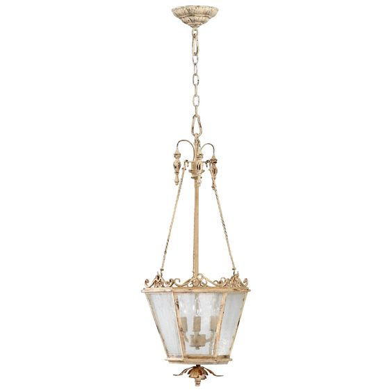 Da Vinci 6 Light French Country Antique Ivory Chandelier Chandeliers And Lights