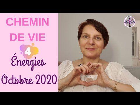 Chemin De Vie 4 Les énergies D Octobre 2020 Réconfort Youtube Nouveauté Sur Ma Chaîne Youtube Pour Ce En 2020 Chemin De Vie Mois De Naissance Jour De Naissance