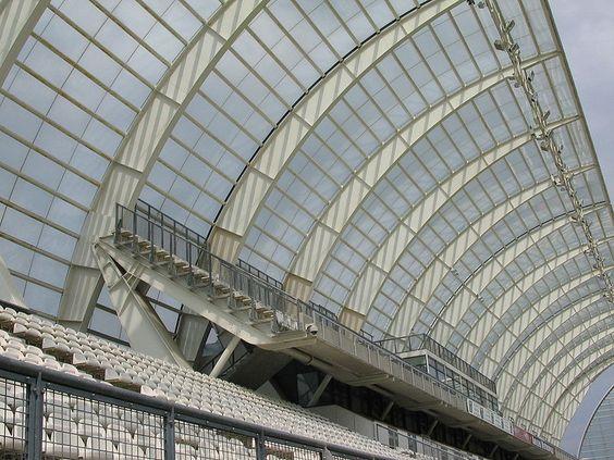 Stade de la Licorne   AMIENS France