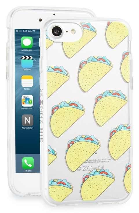 Skinnydip Taco iPhone 7 Case