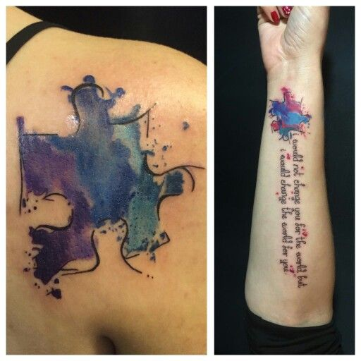 Autism Quotes For Tattoos Quotesgram: Autism Tattoos, Autism And The Amazing On Pinterest
