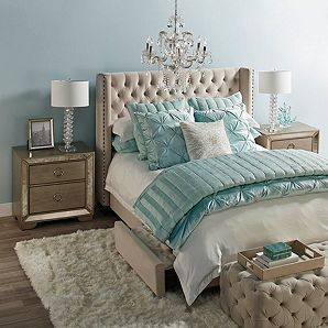 Avignon Bedding Celeste Roberto Chloe Bedroom Inspiration
