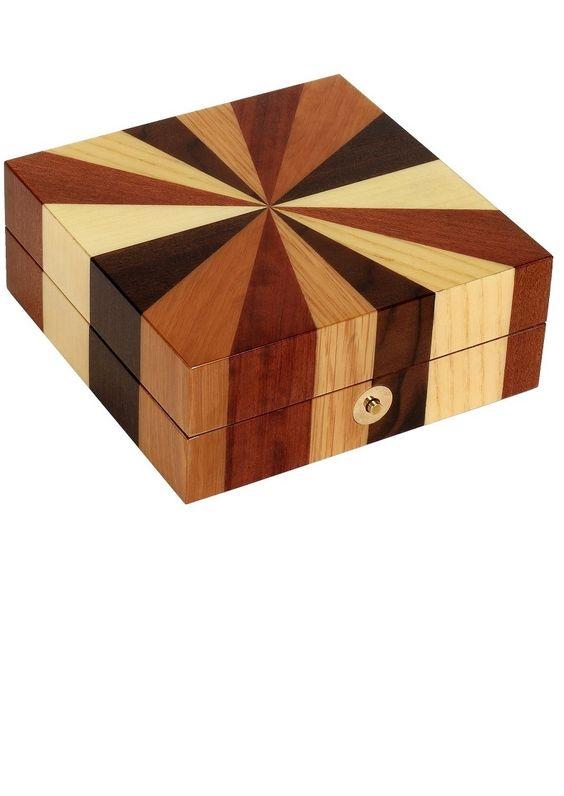 Luxury Christmas Gift Ideas Italian Designer Marquetry