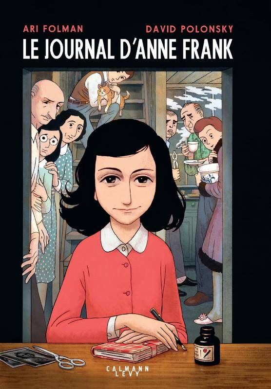 Le Journal D'anne Frank Pdf : journal, d'anne, frank, Épinglé, Garry, Hanratty, Reads, Roman, Graphique,, Journal, D'anne, Frank,, Frank