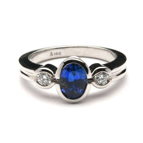 Sapphire and diamonds. Google Image Result for http://www ...