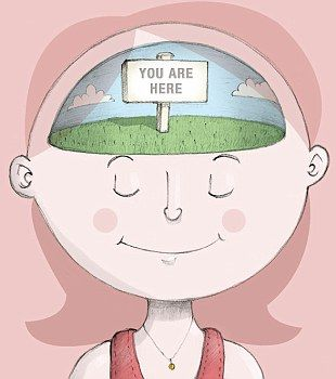 Give your brain a break... and achieve inner peace with our easy guide to meditating | Mail Online