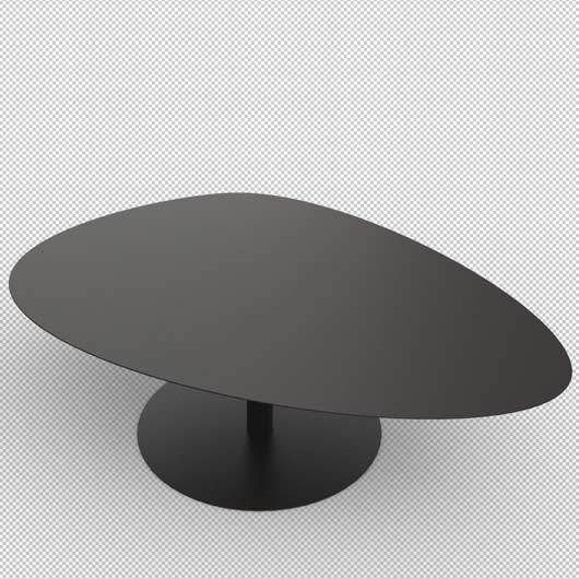 Pinterest the world s catalog of ideas for Table basse forme galet