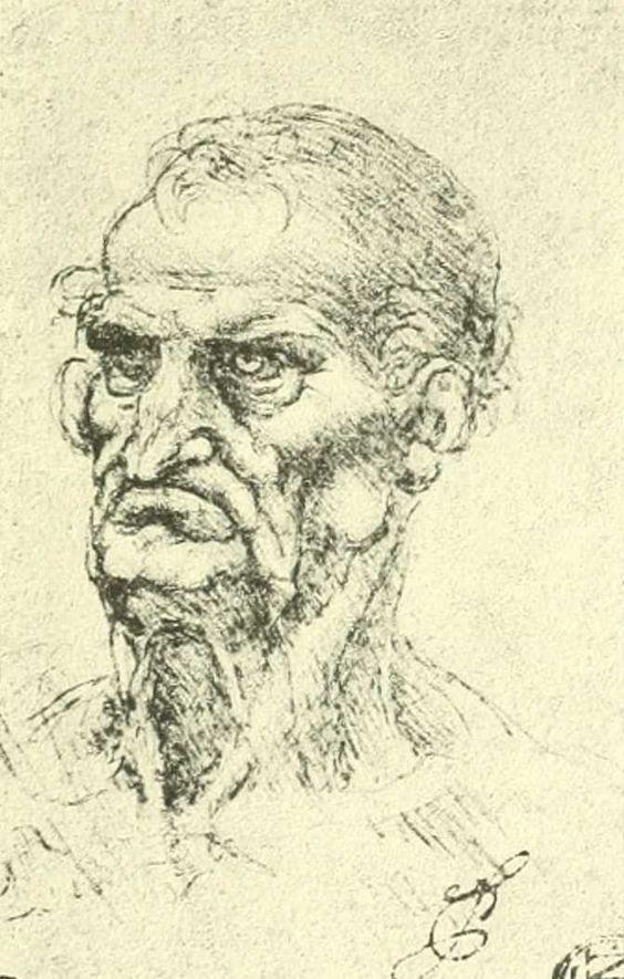 1000 ideas about face expressions on pinterest facial - Dessin de leonard de vinci ...