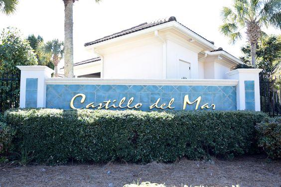 Castillo Del Mar luxury neighborhood Grande Dunes.  Myrtle Beach homes for sale.  #castillodelmar http://www.c21theharrelsongroup.com/grande-dunes-homes/castillo-del-mar/