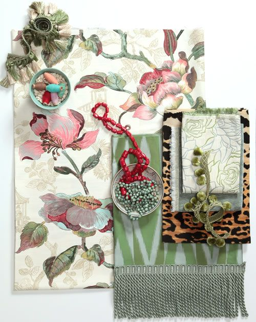 Lotus Fabrics, Fabric by the Yard - Calico Corners
