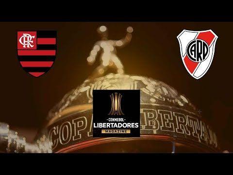 Quem Vai Copar A America Caminhos De Flamengo E River Ate Final Magazine Libertadores Youtube Flamengo Junior Flamengo Finais