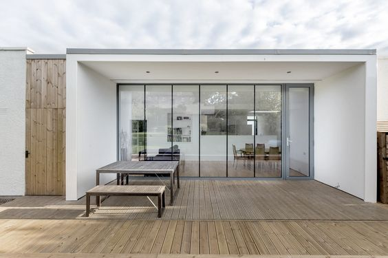 Extension of an1930's Edinburgh House / Capital A Architecture