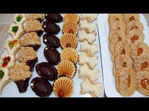 حلويات صابلي مشكلة بعجين واحد للمناسبات رائعة وبخطوات مبسطة للمبتدئين Youtube Krispie Treats Rice Krispie Treat Rice Krispies