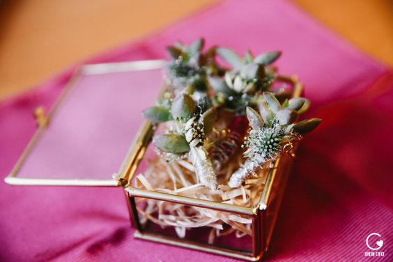 Floral Details for Groom and his bestmen