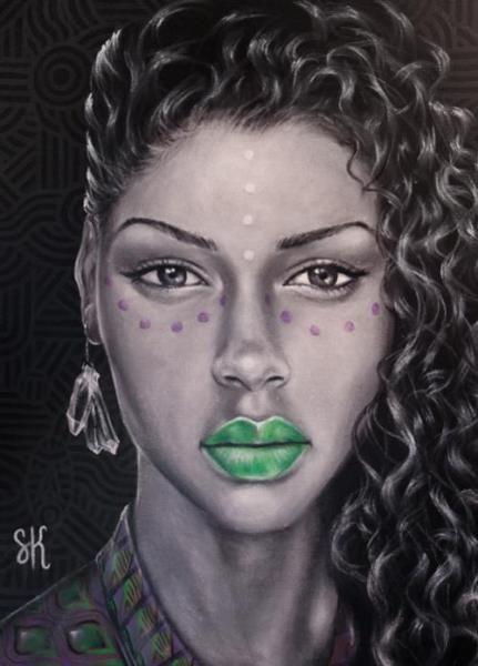 Miss Togo 2063