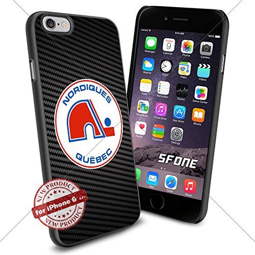Quebec Nordiques Carbon NHL Logo iPhone 6 4.7 inch Case Protection Black Rubber Cover Protector ILHAN http://www.amazon.com/dp/B01BEQYS6U/ref=cm_sw_r_pi_dp_IsASwb0MC1FPW