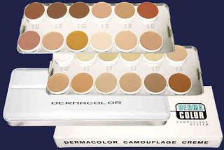 The Beauty Junkee: BEAUTY BUZZ: KRYOLAN FOUNDATION FOR DUMMIES