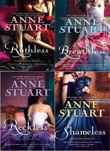 Author Anne Stuart