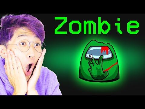 Lankybox Reacts To Among Us Zombie Mode New Among Us Zombie Animations Youtube Zombie Animation Male Sketch