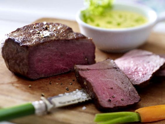 Chateaubriand mit Sauce béarnaise - so wird's richtig perfekt!