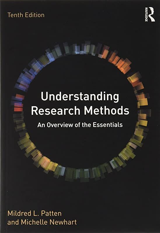 Get Book Understanding Research Methods By Mildred L Patten And Michelle Newhart Free E Book Kindle