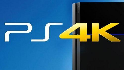 PS4K : Eurogamer confirme également l'info via plusieurs sources concordantes