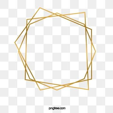 Golden Frame Png Images Vector And Psd Files Free Download On Pngtree Logotipo Ou Logomarca Doodle Frames Molduras Para Fotos Montagens