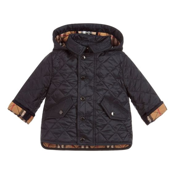 Burberry Quilted Coat Honestly If I Owned One I Sure As Heck Wouldn T Wear It While Ga Quilted Jacket Outfit Burberry Jacket Outfit Burberry Quilted Jacket