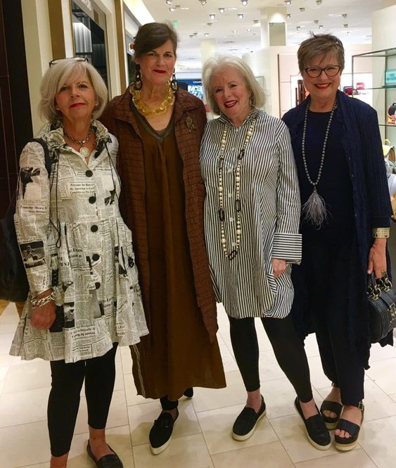 Comfort and style go together for women over 60 on BrendaKinsel.com